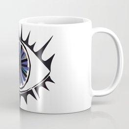 Blue Eye Warding Off Evil Coffee Mug