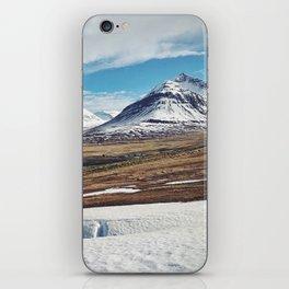 ísland II iPhone Skin