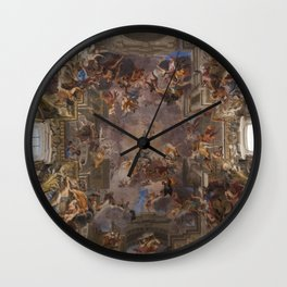 Sant'Ignazio Church, Rome Wall Clock