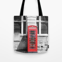Classic Britain Tote Bag