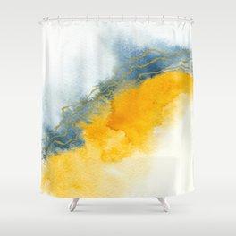 Improvisation 64 Shower Curtain