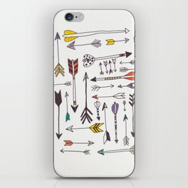 Arrows iPhone Skin