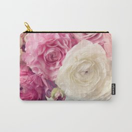 shades of pink Carry-All Pouch