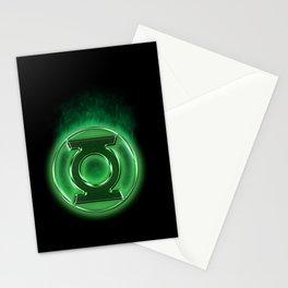 Green Lantern Spectre Stationery Cards