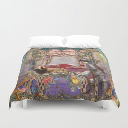 Sleeping Beauty Duvet Cover