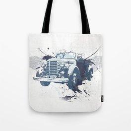 Gone Trucking Tote Bag