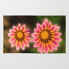 A Sunshine Daisy Rug