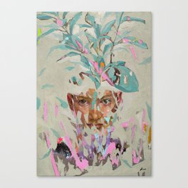 Imaginary girlfriend Canvas Print