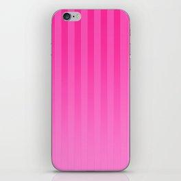 Gradient Stripes Pattern imag iPhone Skin