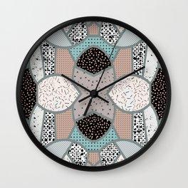 444 Wall Clock