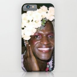 Marsha P Johnson - Black Culture - Black History iPhone Case