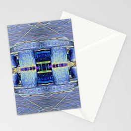 The Two Pillars Stationery Cards