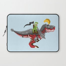 Dino Knight T-Rex II Laptop Sleeve