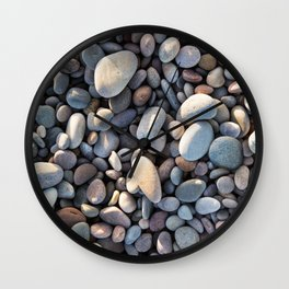 Stones Wall Clock