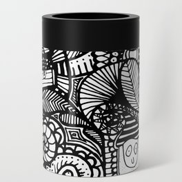 Under the Sea Doodle Can Cooler