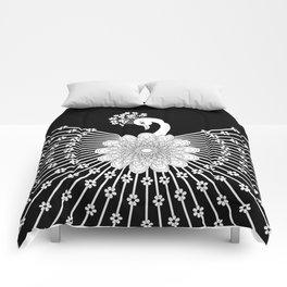 Peacock 1 Comforters