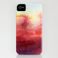 Where I End And You Begin iPhone (4, 4s) Slim Case