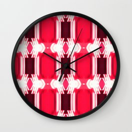 Nothing Appeared, Nothing Changed, Nothing Happened... Wall Clock