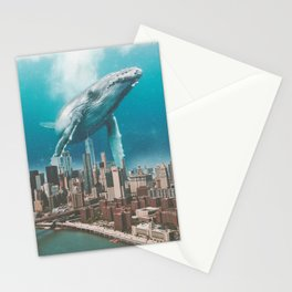 LONLEY VISITOR Stationery Cards