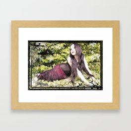 Karolina Fair 2 Framed Art Print