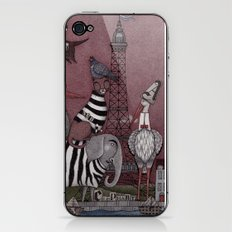 Animal Convention iPhone & iPod Skin