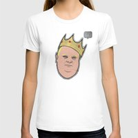 ford T-shirts featuring Rob Ford by Ric_Hardwood