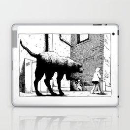 Urban Red Riding Hood Laptop & iPad Skin