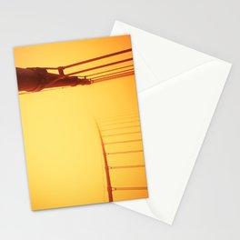 Golden - Golden Gate Bridge Stationery Cards