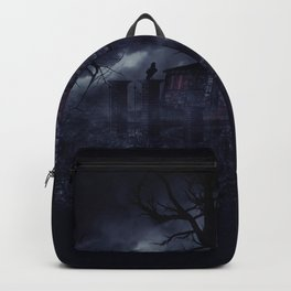 Haunted House Backpack