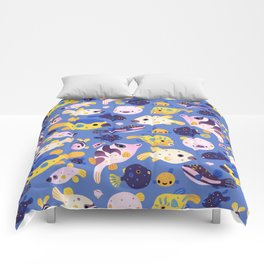 Blowfish Comforters