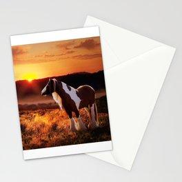 Gypsy Sunset Stationery Cards
