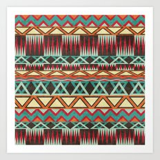 Native. Art Print