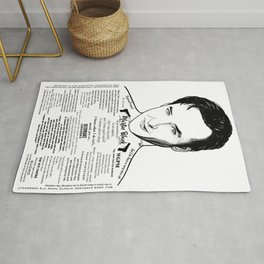 Grosse Pointe Blank - John Cusack Ink'd Series Rug