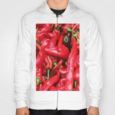 Red Peppers Hoody