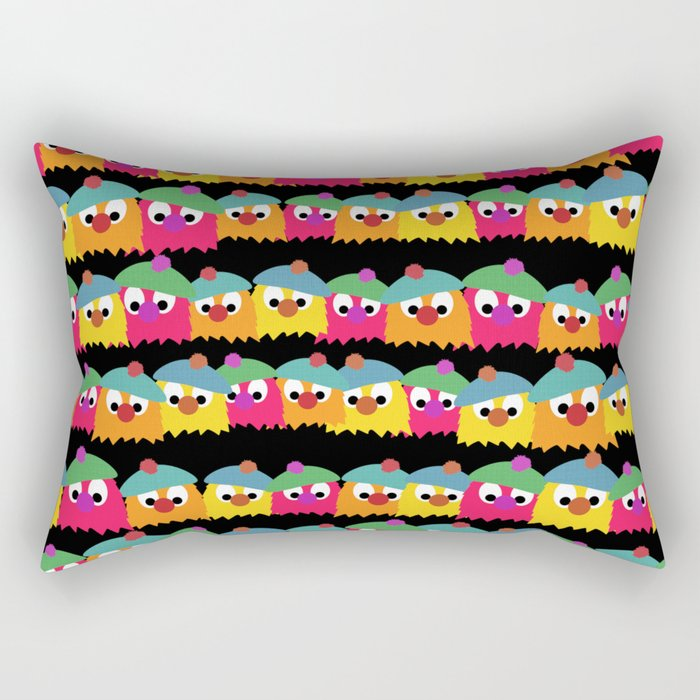 Gonks Rectangular Pillow