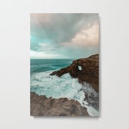 Puerto Rico Wall Art, Photography Print, Printable Wall Art Metal Print
