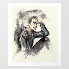 ronan Art Print