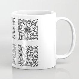 Equanimity / Grid Coffee Mug