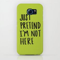 Pretend Galaxy S6 Slim Case