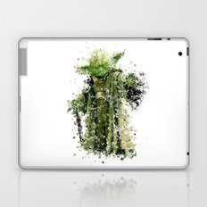 YODA STAR . WARS Laptop & iPad Skin
