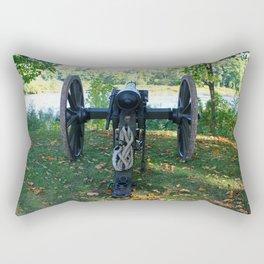Grand Rapids Cannon I Rectangular Pillow
