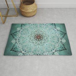 Mystic Mandala Rug