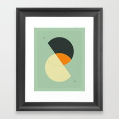 Tick Tock (21) Framed Art Print