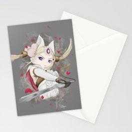 Tilarna Exedilica, Roses, October Stationery Cards