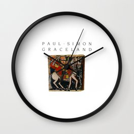 Paul Simon Wall Clock