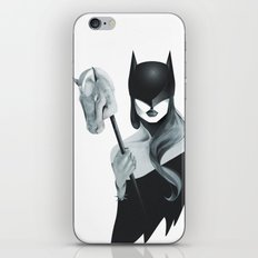 Gotham Masquerade iPhone & iPod Skin