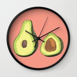 do u like avocados Wall Clock