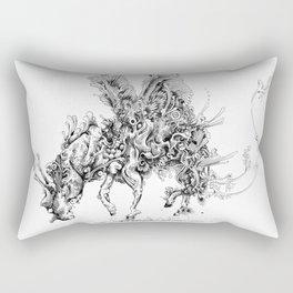 re-search Rectangular Pillow