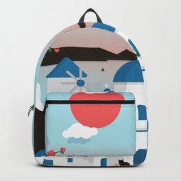 Santorini Backpack