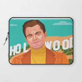 Once Upon A Time in Hollywood Laptop Sleeve